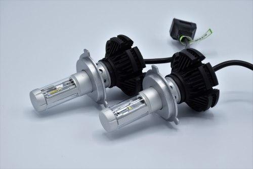 Светодиодный лампы X3 H4