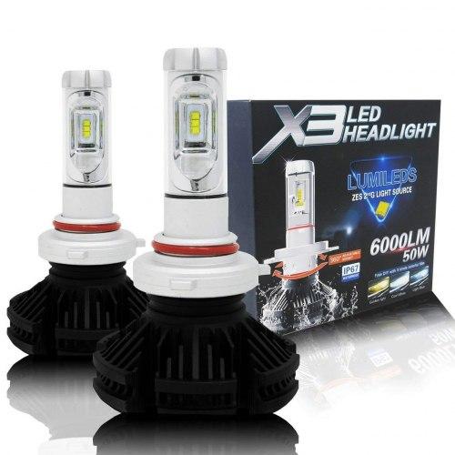 Светодиодный лампы X3 HB3