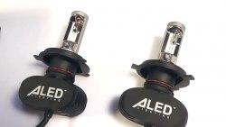 Светодиодный лампы ALed S H4 5000K (комплект)