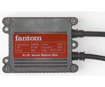 Блок розжига Fantom FT Ballast Slim 35W