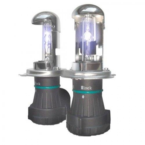 Лампа биксенон Infolight H4 4300K 35W