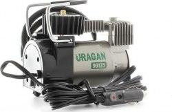 Компрессор автомобильный URAGAN 90135