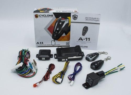 Автосигнализация Cyclonе A11