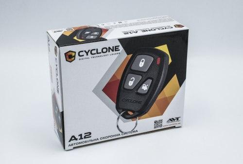 Автосигнализация Cyclonе A12