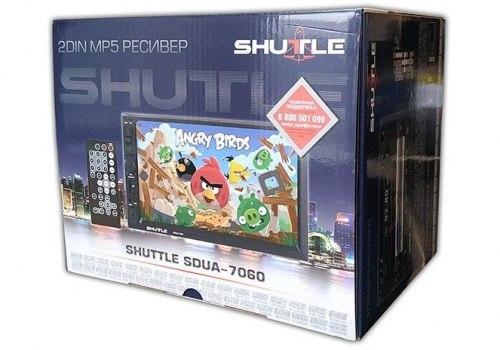 Автомагнитола Shuttle SDUA-7060