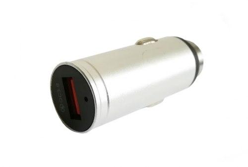 """Зарядное устройство 1USB 3A """"Пуля"""""""