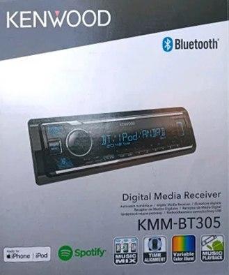 Автомагнитола KENWOOD KMM-BT305