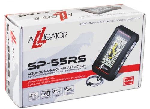 Автосигнализация Alligator SP-55RS
