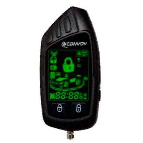Автосигнализация Convoy MP-60D LCD