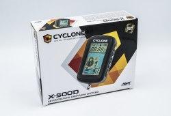 Автосигнализация Cyclonе X-500D