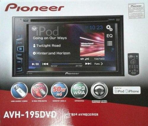 Автомагнитола Pioneer AVH-195 DVD