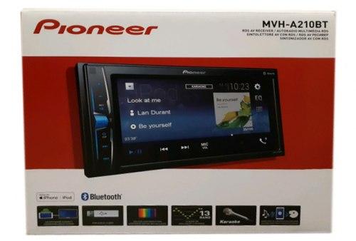 Автомагнитола Pioneer MVH-A210 BT