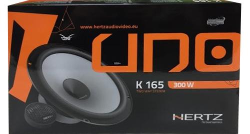 Динамики Hertz UNO K165