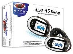 Автосигнализация Alfa A5 Dialog