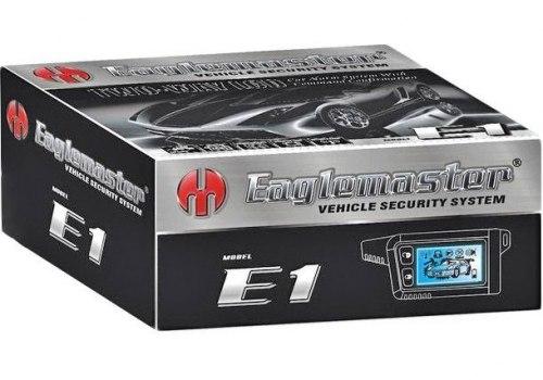 Автосигнализация Eaglemaster E1 LCD