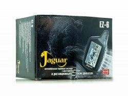 Автосигнализация Jaguar Ez-6