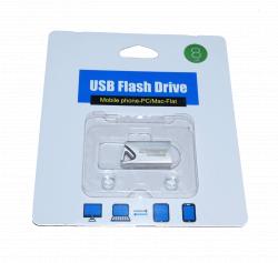USB Флеш-накопитель Smare Metal Mini 8GB