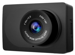 Видеорегистратор Xiaomi YI Smart Dush Camera FHD Black 130*