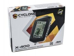 Автосигнализация Cyclonе X-400