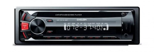 Автомагнитола CYCLON MP-1019BT(R/G)