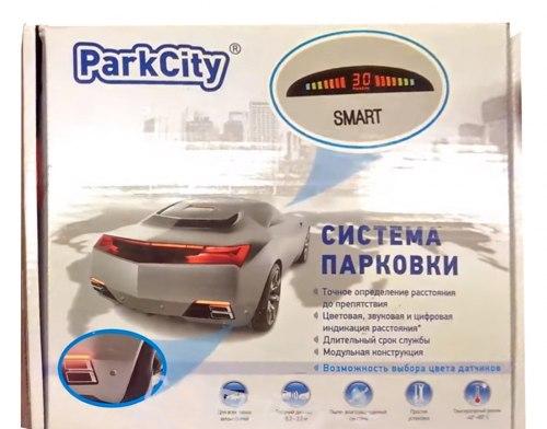 Парковочные радары/парктроник ParkCity Smart