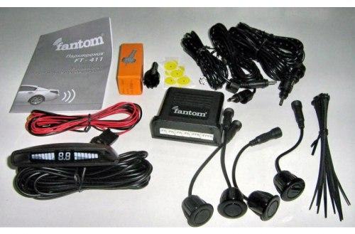 Парковочные радары/парктроник Fantom FT-411