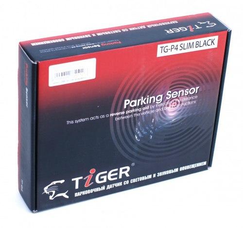 Парковочные радары/парктроник TIGER TG-P4