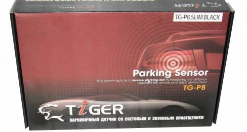 Парковочные радары/парктроник TIGER TG-P8 Slime