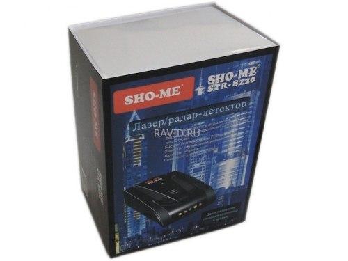 Радар-детектор (антирадар) Sho-me STR 8220
