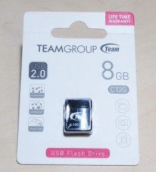 USB Флеш-накопитель Team 8GB