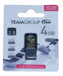 USB Флеш-накопитель Team 4GB