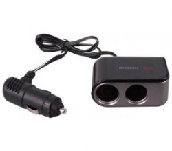 Переходник/разветвитель USB от разъема прикуривателя автомобиля PULSO SC-2069