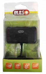 Переходник/разветвитель USB от разъема прикуривателя автомобиля PULSO SC-20041