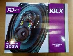 Динамики Kicx PD 693