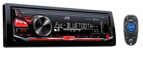 Автомагнитола JVC KD-X330BT