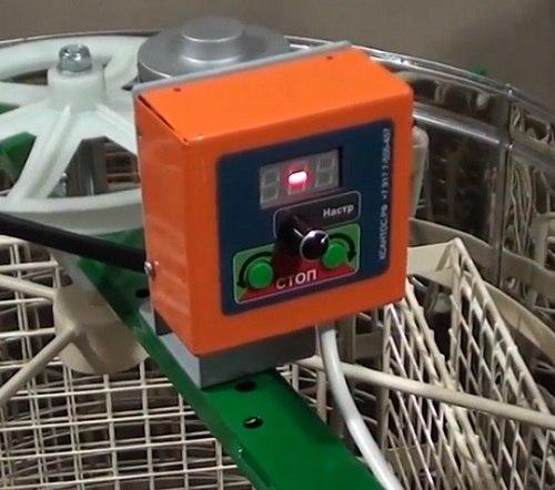 Электропривод для медогонки (програмируемый)