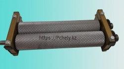 Гравированные вальцы для производства вощины