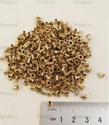 Втулки для боковых планок рамок (100 грамм) медная