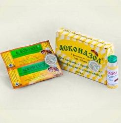 Асконазол (жидкость) 1мл. ЗАО «Агробиопром» г. Москва
