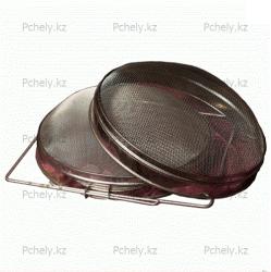 Фильтр для меда d = 300 мм. нержавеющая сталь