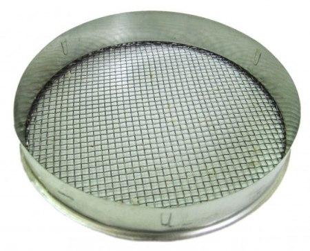 Колпачок для изоляции матки (круглый, мет., 90 мм)