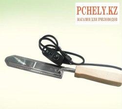Нож электрический с регулятором температуры.
