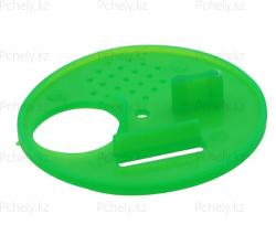 Заградитель верхнего летка зеленый (пластм. д 12,5)