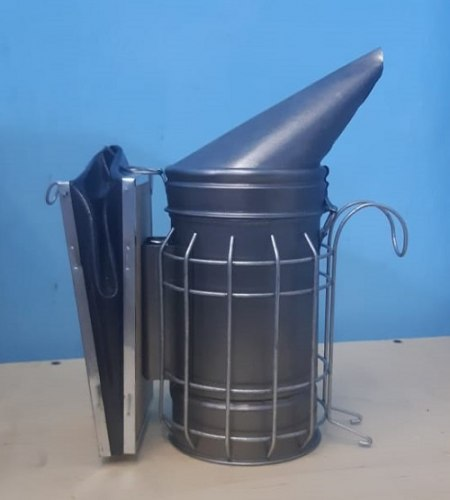 Дымарь с защитным кожухом (сталь)