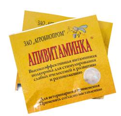 Апивитаминка 2 мл ЗАО «Агробиопром» г. Москва