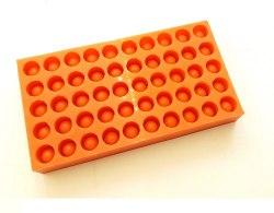 Форма для изготавления восковых мисочек ( 50 штук)