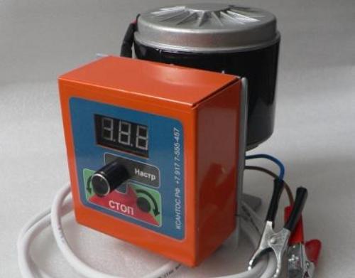 Электропривод для медогонки 300 вт.