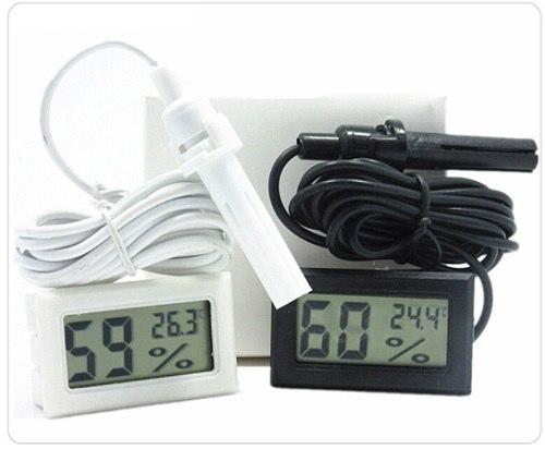 Термометр + гигрометр электронный
