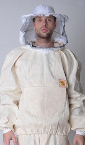 Куртка двунитка с сеткой (сетка на двух молниях)