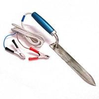 Нож пасечный электрический (нерж., 12 В)